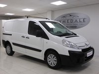 USED 2010 10 CITROEN DISPATCH 1.6 1000 L1H1 SWB HDI 90 6d 89 BHP Excellent Overall Condition, Full History & Sat Nav