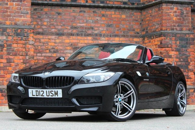 2012 12 BMW Z4 3.0 30i M Sport sDrive 2dr