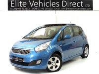 2011 KIA VENGA 1.6 3 5d AUTO 123 BHP £5691.00