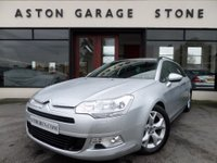 USED 2009 59 CITROEN C5 2.0 VTR PLUS HDI NAV 5d ESTATE AUTO 138 BHP  ** SAT NAV * CRUISE ** ** NAVIGATION **