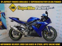 USED 2003 03 YAMAHA R1 1000cc 0% DEPOSIT FINANCE AVAILABLE GOOD & BAD CREDIT ACCEPTED, OVER 500+ BIKES IN STOCK