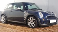USED 2006 06 MINI HATCH COOPER 1.6 COOPER S CHECKMATE 3d 168 BHP