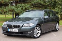 USED 2012 12 BMW 5 SERIES 3.0 530D SE TOURING 5d AUTO 255 BHP