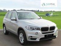 USED 2015 65 BMW X5 2.0 XDRIVE25D SE 5d AUTO 231 BHP