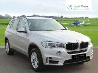 2015 BMW X5 2.0 XDRIVE25D SE 5d AUTO 231 BHP £29990.00