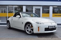 USED 2008 08 NISSAN 350 Z 3.5 V6 ROADSTER GT 2d 309 BHP THE CAR FINANCE SPECIALIST