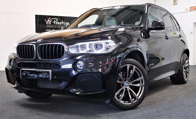 2013 63 BMW X5 3.0 XDRIVE30D M SPORT 5d AUTO 255 BHP