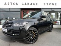 2013 LAND ROVER RANGE ROVER 4.4 SDV8 AUTOBIOGRAPHY 5d AUTO 339 BHP ** HUGE SPECIFICATION ** £44500.00