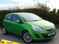 USED 2011 61 VAUXHALL CORSA 1.4 SE 5d AUTOMATIC * 128 POINT AA INSPECTED *
