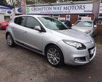 USED 2011 61 RENAULT MEGANE 1.9 GT LINE TOMTOM DCI 5d 130 BHP 0% AVAILABLE ON THIS CAR PLEASE CALL 01204 317705