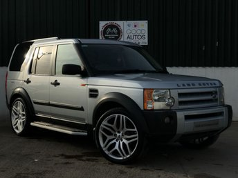 2007 LAND ROVER DISCOVERY 2.7 TDV6 XS 5d 188 BHP [DISCOVERY 3] £8495.00