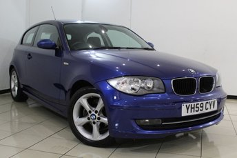 2009 BMW 1 SERIES}