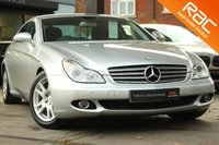 USED 2006 06 MERCEDES-BENZ CLS CLASS 3.0 CLS320 CDI 4d AUTO 222 BHP COUPE