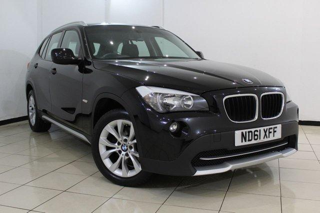 View our 2011 61 BMW X1 2.0 XDRIVE 18D SE 5DR 141 BHP