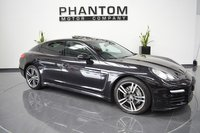 USED 2014 14 PORSCHE PANAMERA 3.0 D V6 TIPTRONIC 5d AUTO 300 BHP