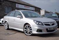 2007 VAUXHALL VECTRA 2.8 VXR V6 TURBO 5d 280 BHP £5975.00