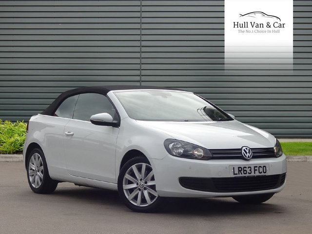 2013 63 VOLKSWAGEN GOLF 2.0 SE TDI BLUEMOTION TECHNOLOGY 2d 139 BHP