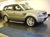 USED 2011 11 LAND ROVER RANGE ROVER SPORT 3.0 TDV6 HSE 5d AUTO 245 BHP HUGE SPEC, 1 PREVIOUS OWNER, FULL SERVICE HISTORY