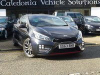 USED 2013 63 KIA CEED 1.6 PRO CEED GT 3d 201 BHP ONE FORMER KEEPER with FULL HISTORY & SEPTEMBER 2018 MOT