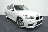 2014 BMW X1 2.0 SDRIVE18D M SPORT 5d AUTO 141 BHP £14580.00