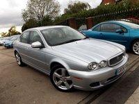 2008 JAGUAR X-TYPE 2.2 SE 4d AUTO 145 BHP £5995.00