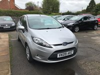 USED 2009 09 FORD FIESTA 1.2 STYLE 3d 81 BHP NEED FINANCE? WE STRIVE FOR 94% ACCEPTANCE
