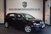 USED 2011 60 VOLKSWAGEN GOLF 1.6 MATCH TDI BLUEMOTION TECHNOLOGY 5DR 103 BHP + SERVICE HISTORY + CRUISE CONTROL + AUX CONNECTION + DAB TUNER + TELEPHONE + 17 INCH ALLOY WHEELS +