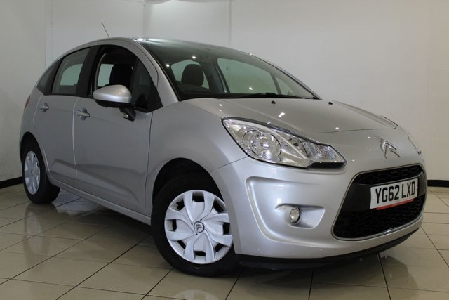 View our 2012 62 CITROEN C3 1.4 E-HDI EGS AIRDREAM VTR PLUS 5DR AUTOMATIC 68 BHP