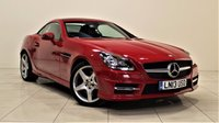 USED 2013 13 MERCEDES-BENZ SLK 2.1 SLK250 CDI BLUEEFFICIENCY AMG SPORT 2d AUTO 204 BHP + EXCELLENT CONDITION IN/OUT + SERVICE HISTORY