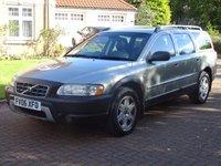2006 VOLVO XC70 2.4 D5 SE 5d AUTO 183 BHP £4500.00