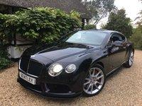 2014 BENTLEY CONTINENTAL 4.0 GT V8 S 2d AUTO 521 BHP £84995.00