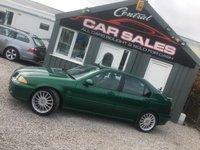 2004 MG ZS 1.6 110 5d 110 BHP £995.00