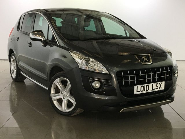 View our 2010 10 PEUGEOT 3008 2.0 HDI EXCLUSIVE 5d AUTO 163 BHP