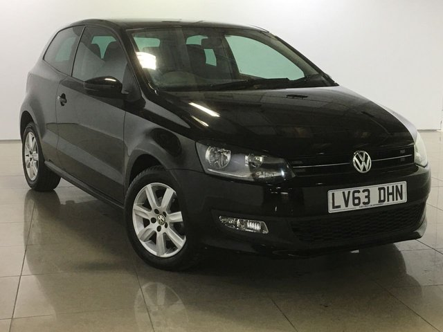 View our 2013 63 VOLKSWAGEN POLO 1.2 MATCH EDITION 3d 59 BHP