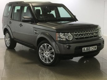 2010 LAND ROVER DISCOVERY 3.0 4 TDV6 HSE 5d AUTO 245 BHP £17490.00
