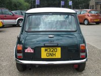 USED 1994 M ROVER MINI 1.3 COOPER MONTE CARLO 2d 63 BHP PLEASE CALL FOR MILEAGE AND FULL SPECIFICATION