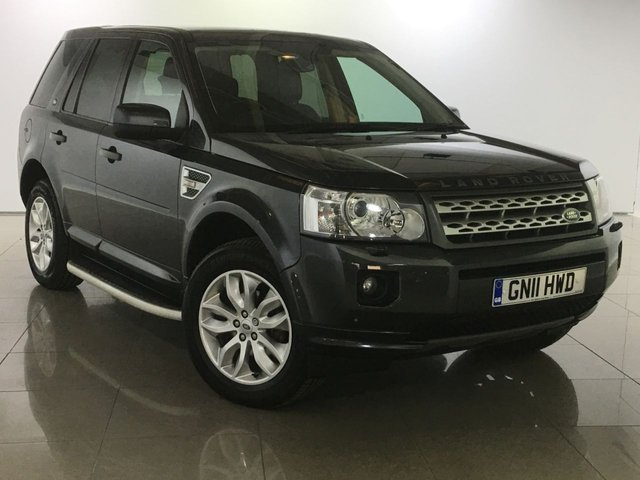 View our 2011 11 LAND ROVER FREELANDER 2.2 SD4 HSE 5d AUTO 190 BHP