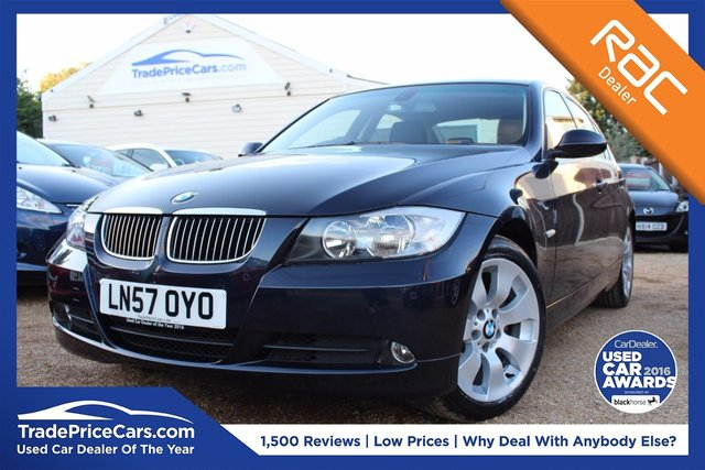 View our 2007 BMW 3 SERIES 2.5 325I SE 4d AUTO 215 BHP