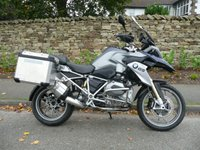 USED 2014 64 BMW R SERIES  R 1200 GS TE ABS 1 Owner, Full BMW Service History, BMW Metal Panniers, Great Spec