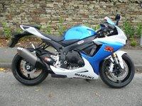 2013 SUZUKI GSXR 750 L3  £6495.00
