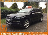 USED 2007 07 AUDI Q7 Audi Q7 S-line Automatic 7 Seater 3.0 cc  FULLY LOADED , 7 SEATER 4X4