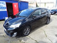 2013 TOYOTA VERSO 2.0 ICON D-4D 5d 122 BHP £7995.00