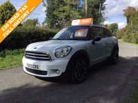 USED 2013 13 MINI COOPER 1.6 COOPER D 3d 111 BHP ONE PREVIOUS OWNER , FULL SERVICE HISTORY