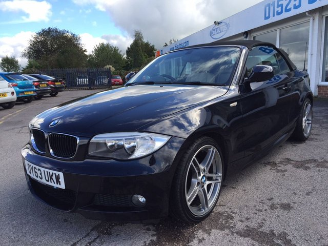 2013 63 BMW 1 SERIES 2.0 118D SPORT PLUS EDITION 2d 141 BHP
