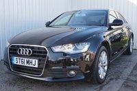 2012 AUDI A6 2.0 TDI SE NAV 4d 175 BHP £9995.00