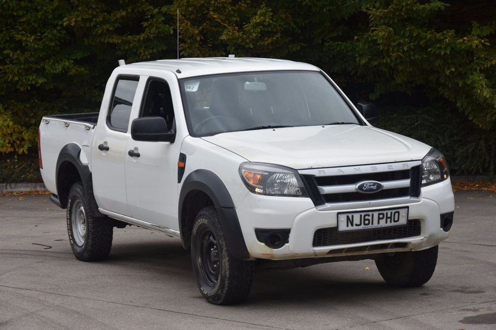 2011 Ford Ranger 2.5TD XL 4x4 (a/c) Double Cab Pickup & Used Ford Ranger For Sale - CarGurus markmcfarlin.com