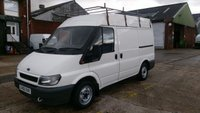 USED 2006 06 FORD TRANSIT 2.0 260S 1d 85 BHP S/WB MID / ROOF PART X VAN ////