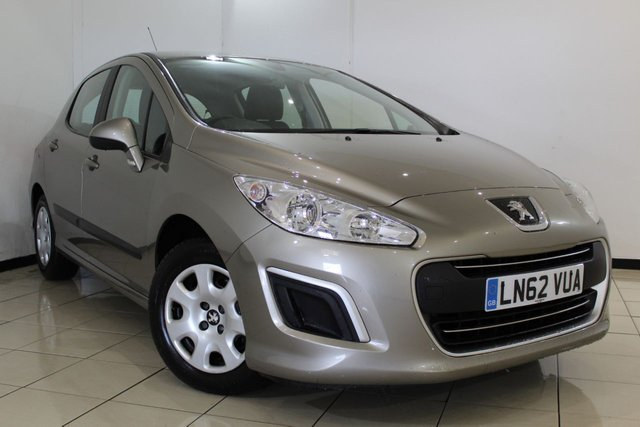 View our 2012 62 PEUGEOT 308 1.6 HDI ACCESS 5DR 92 BHP