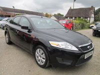 2008 FORD MONDEO}