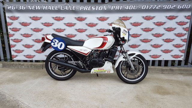 1981 W YAMAHA RD250 LC Pro-Am Replica Classic 2 Stroke